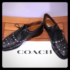 Coach Tegan Oxford